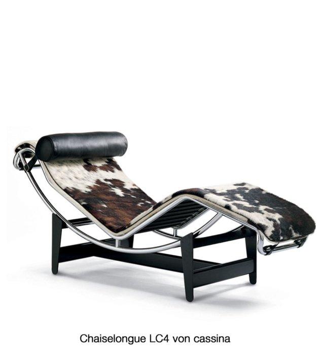 Chaiselongue LC4 von cassina