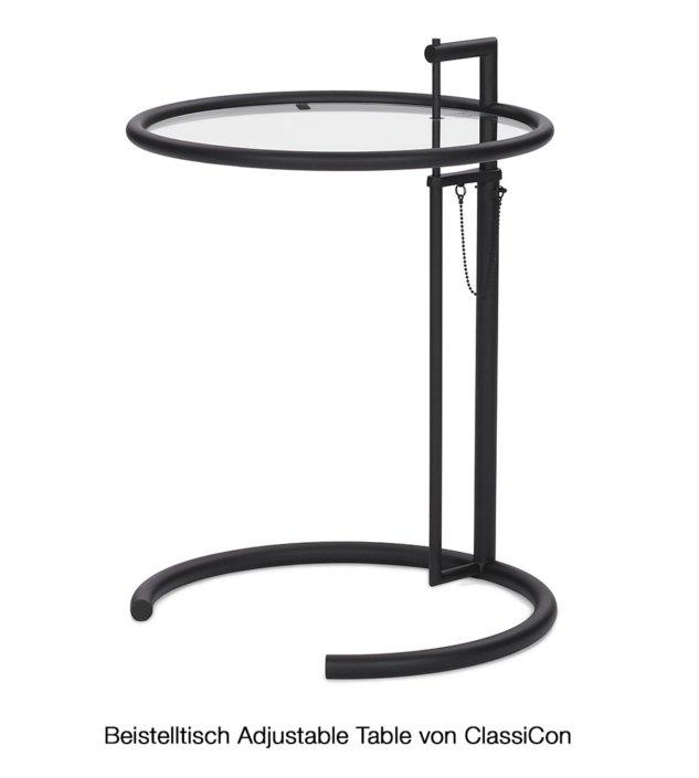 Beistelltisch Adjustable Table von ClassiCon