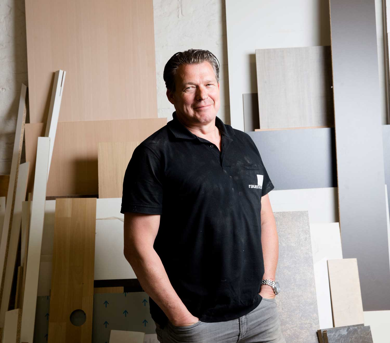 raumideen Werlstätten Interview mit Schreinermeister Stefan Huber