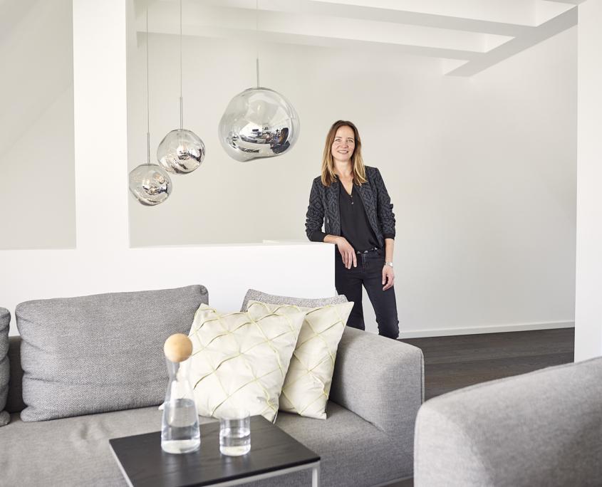 Babette Nitschke, Einrichtungsfachberaterin bei raumideen in Iserlohn