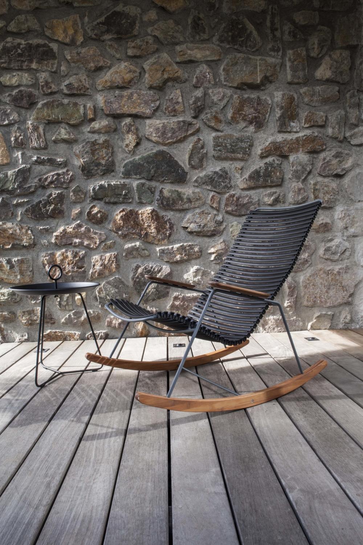 Produktbild Outdoor Schaukelstuhl CLIPS der Firma HOUE