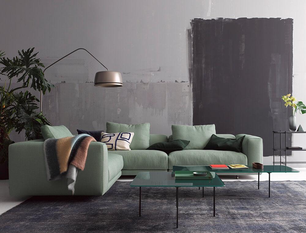 raumideen lieblinge cor moss sofa