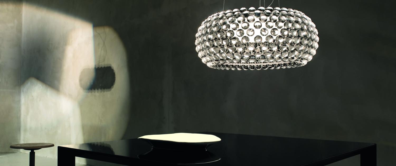 Lampe suspension grande von caboche
