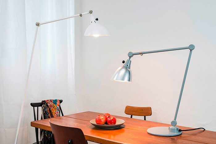 Midgard Licht Floor lamp Tablelamp Modular