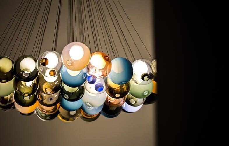 Produktfoto der Designerleuchte 28 von bocci