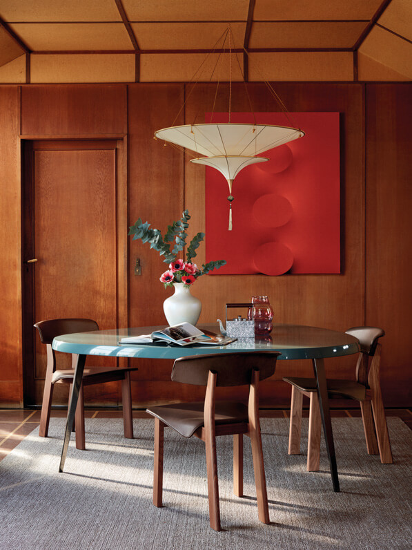 raumideen cassina mexique back-wing