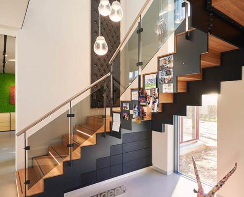 Maßanfertigung Treppenbau