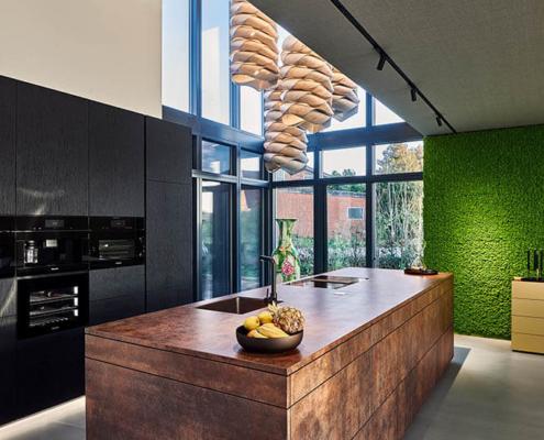 Maßanfertigung Küchenblock