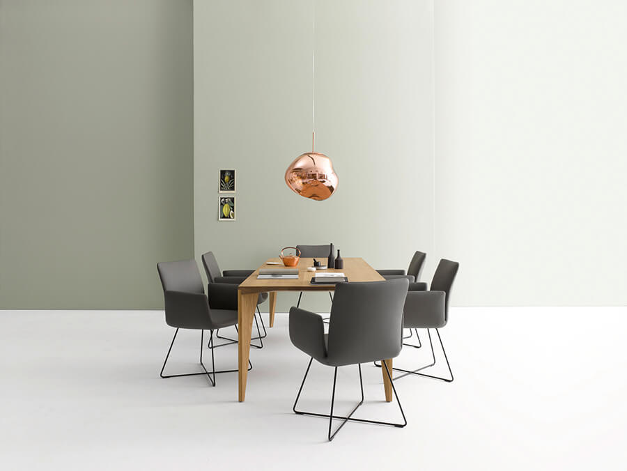 raumideen COR Jalis Tisch Stühle
