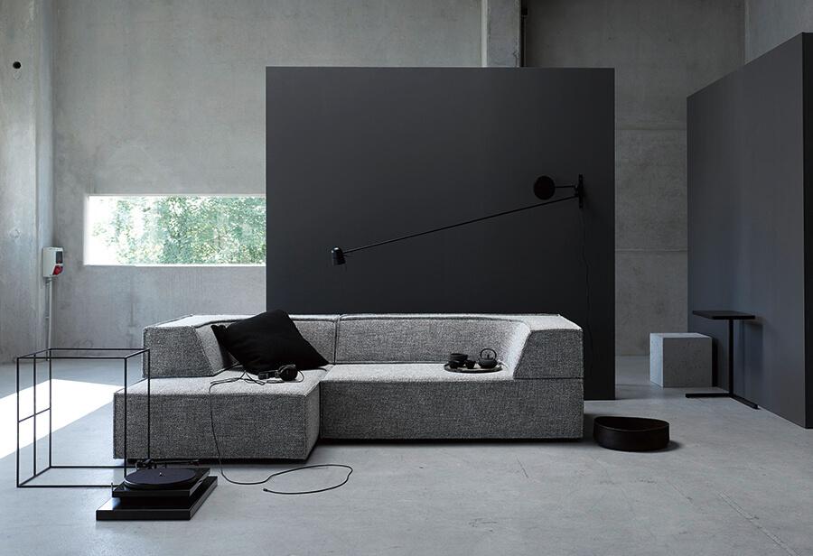 raumideen COR trio Sofa