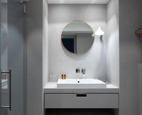 Badezimmer stilwerk Hotels Heimhude