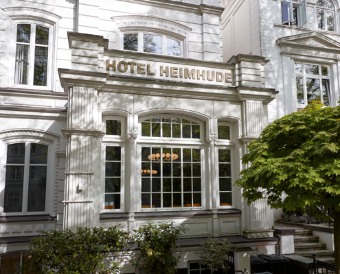 Stilwerkhotels Heimhude Front (c)stilwerk Foto: T. Baermann
