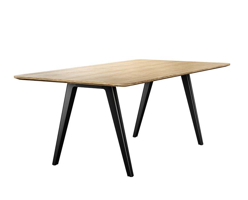 1500 Holztisch von Thonet