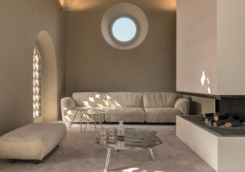 Sofa Grandesoffice von Edra